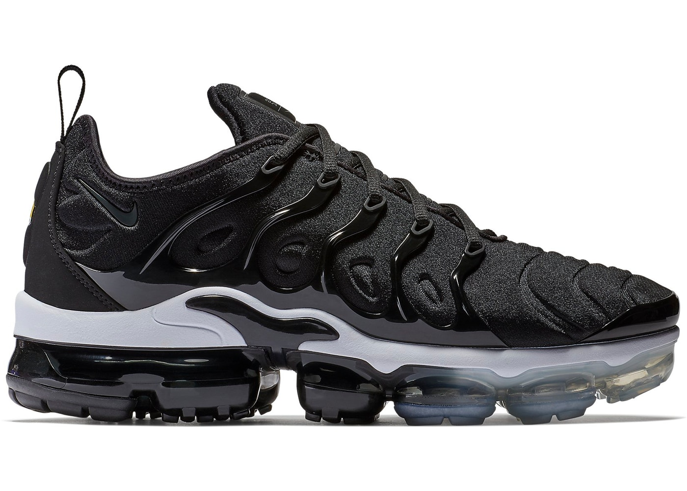 Air VaporMax Plus Black White