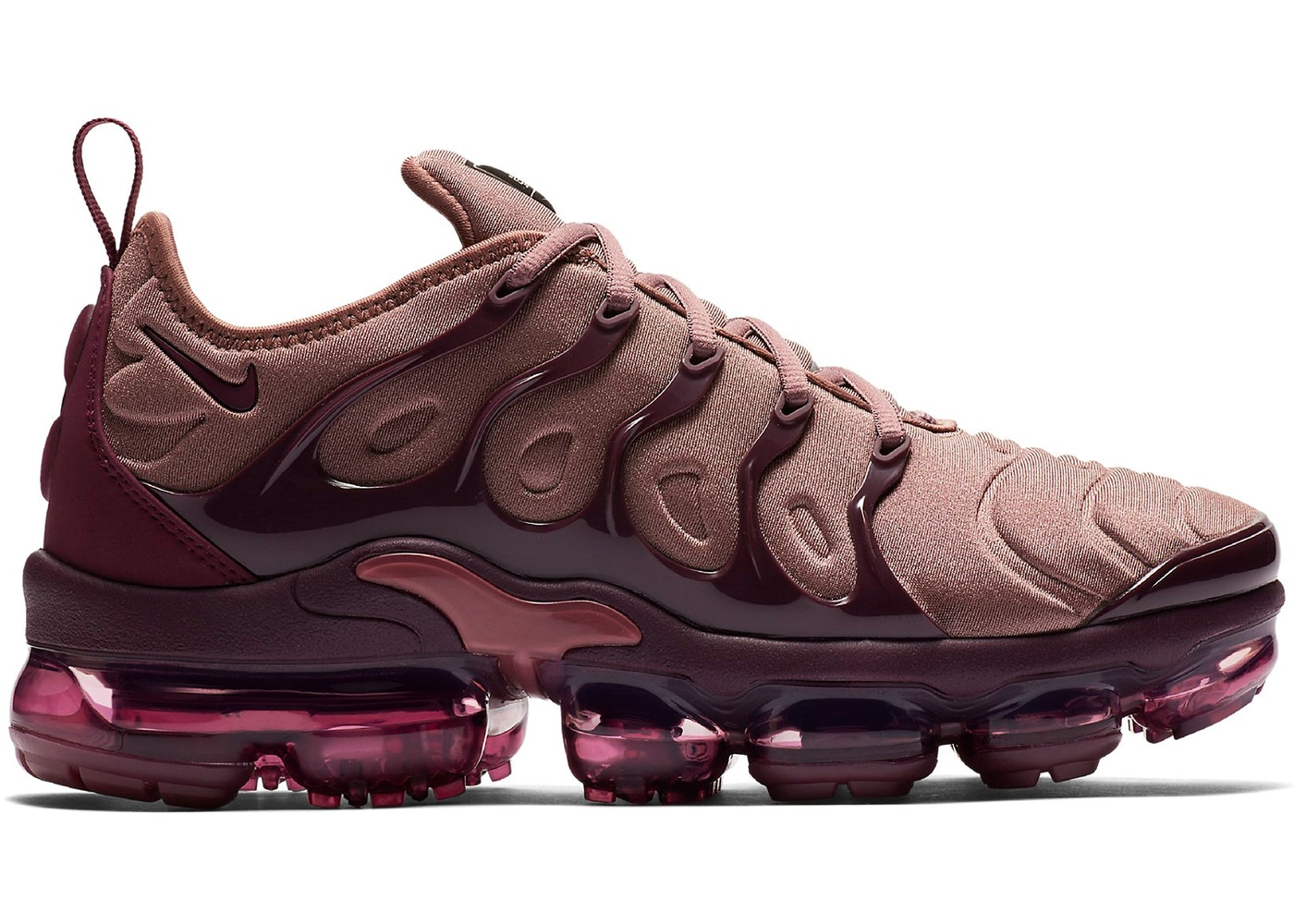 size 40 a491c b88ba Air VaporMax Plus Bordeaux (W)