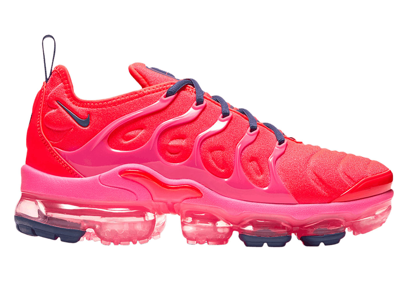 Nike Air VaporMax Plus Bright Crimson Pink Blast (W) - CU4907-600