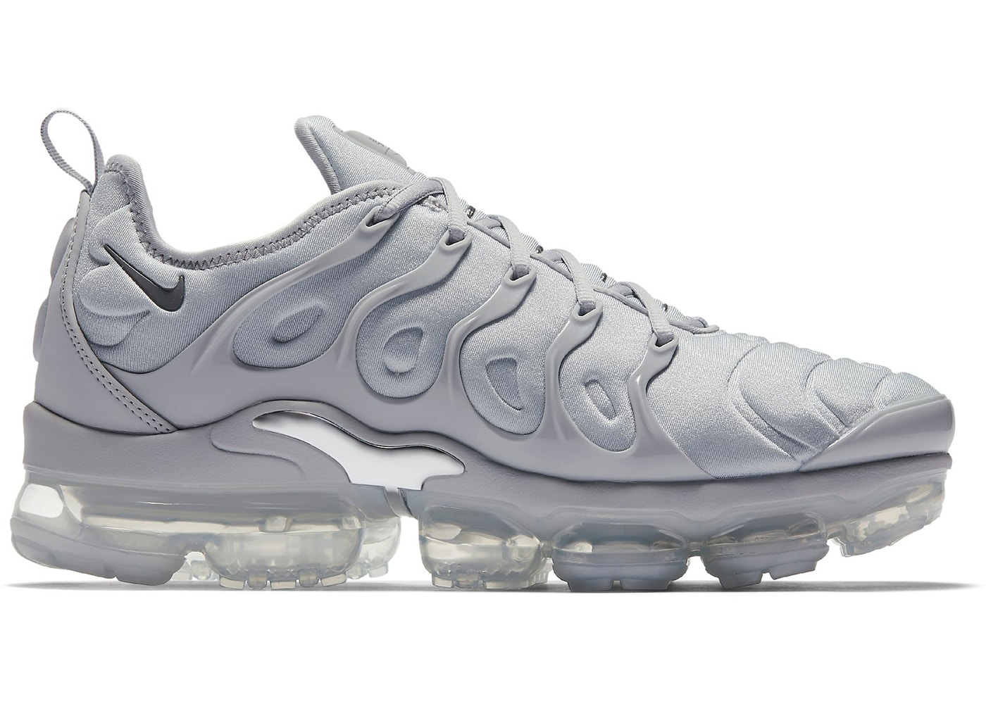 5611e1e7869 Air VaporMax Plus Cool Grey - 924453-005