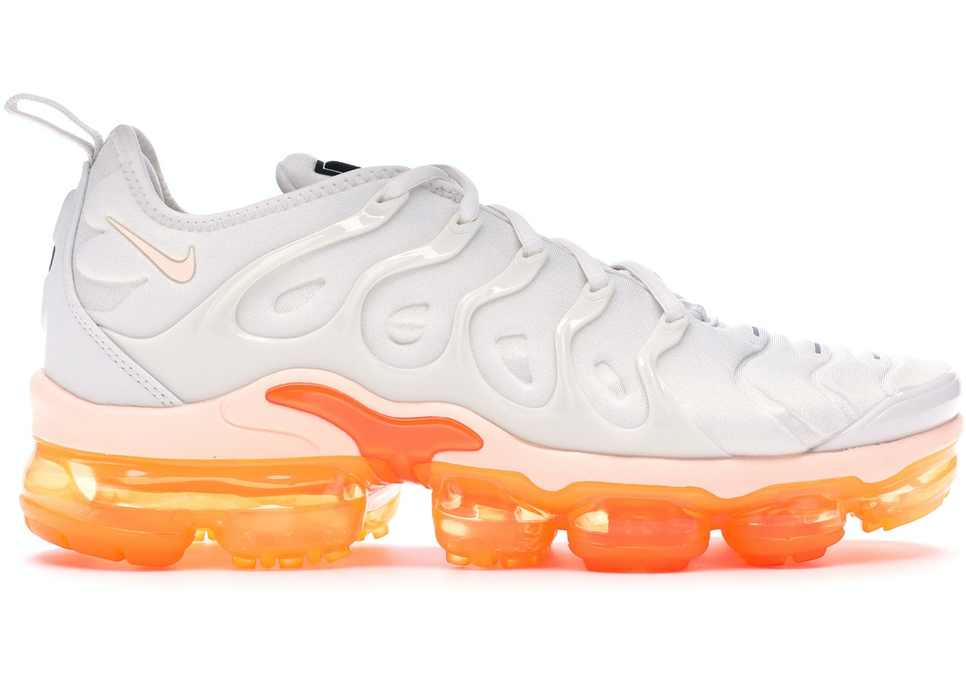 separation shoes d8405 89aa6 Air VaporMax Plus Creamsicle (W)