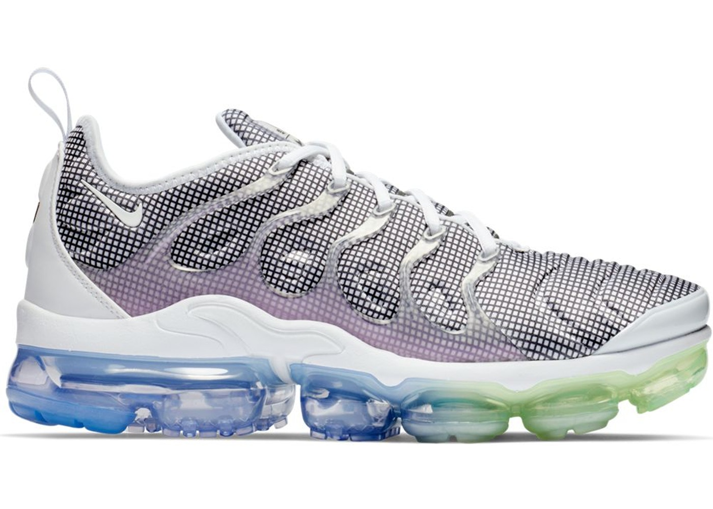 8db2ddc66b4 Air VaporMax Plus Grid Print - 924453-105