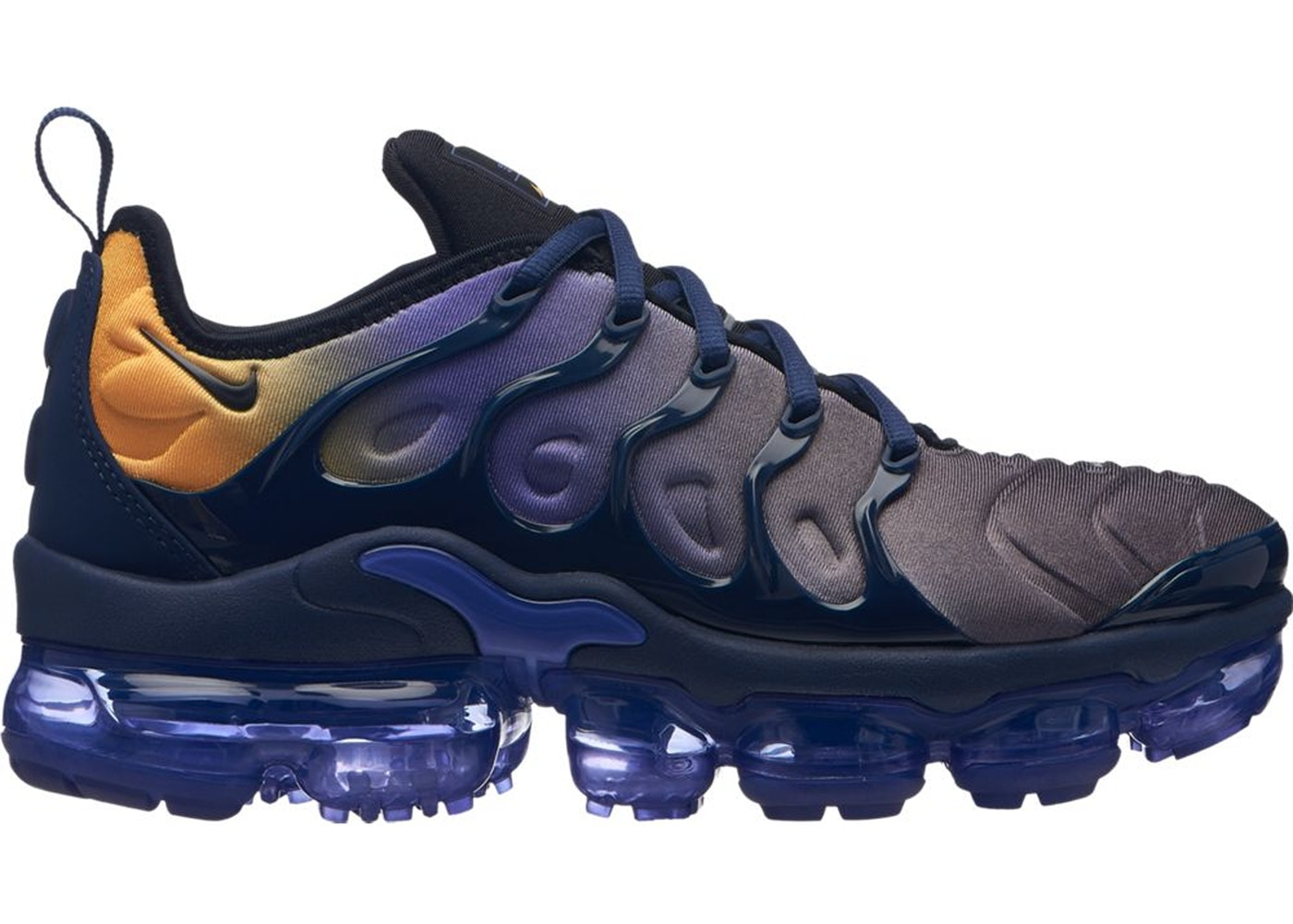 a7ab61bbf4b Sell. or Ask. Size  8W. View All Bids. Air VaporMax Plus Persian Violet  Midnight Navy ...