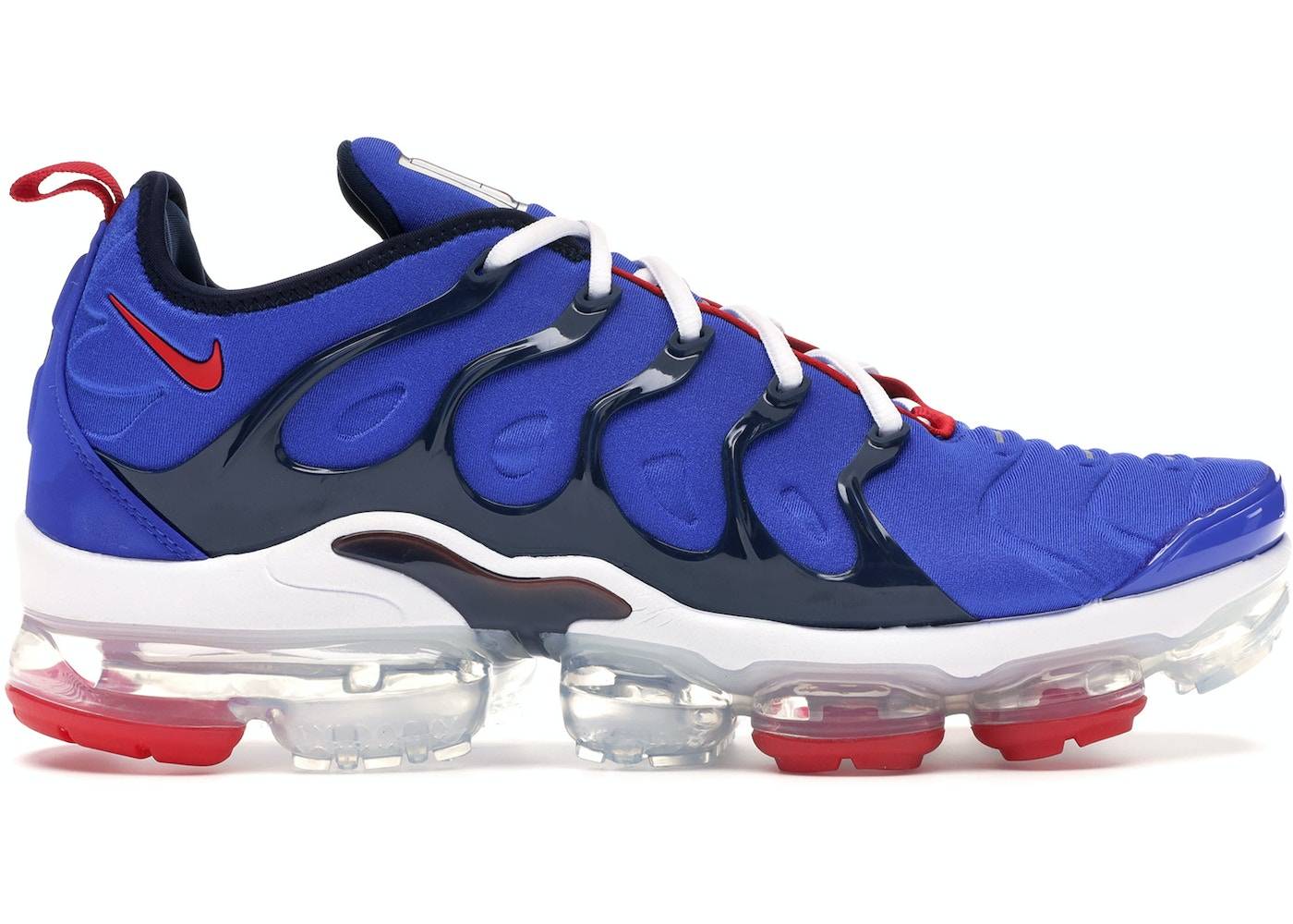 new arrival 0da60 8cfda Air VaporMax Plus Racer Blue University Red