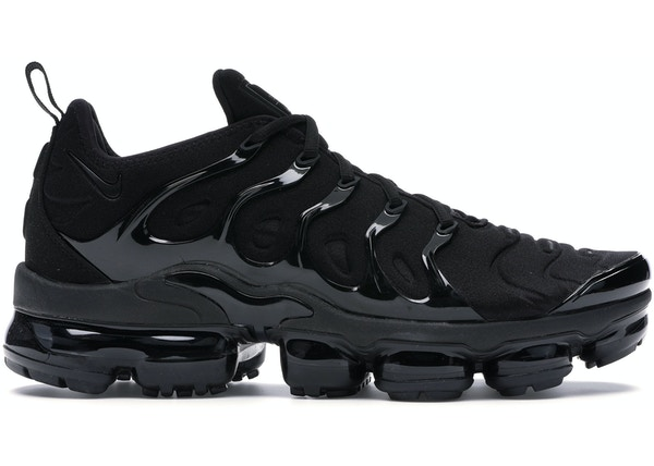 2542a78d8ed1 Air VaporMax Plus Triple Black - 924453-004