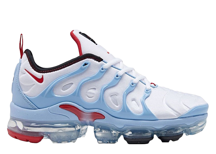 Nike Air VaporMax Plus University Red