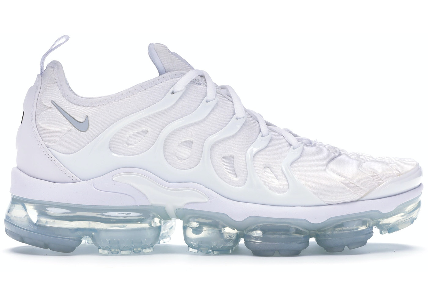 best website 93ab8 9ed05 Air VaporMax Plus White
