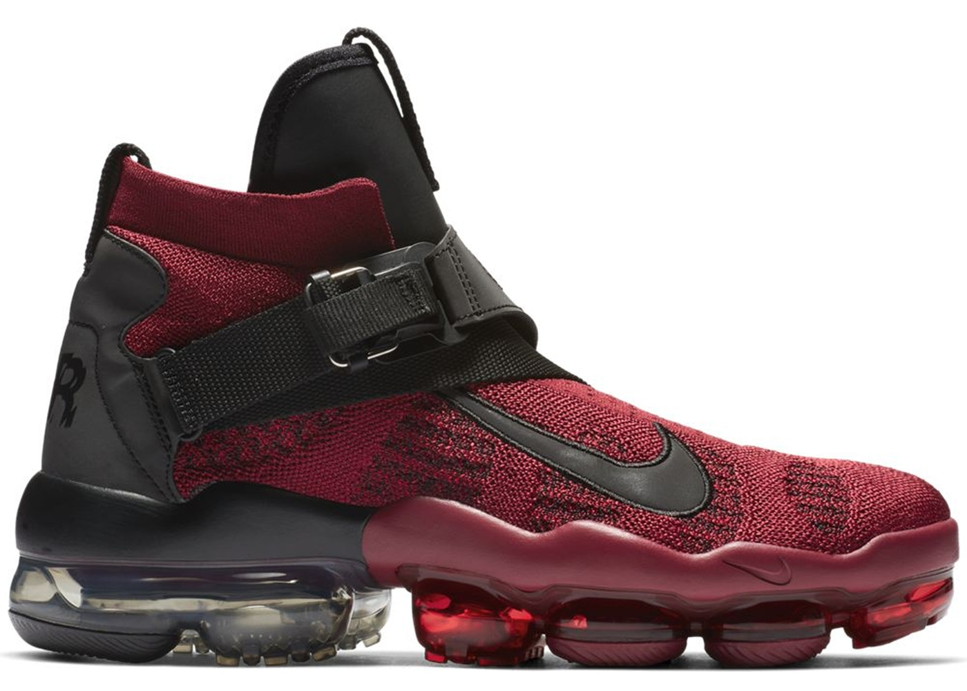 c00c6601d31c9 Air VaporMax Premier Flyknit Team Red - AO3241-600