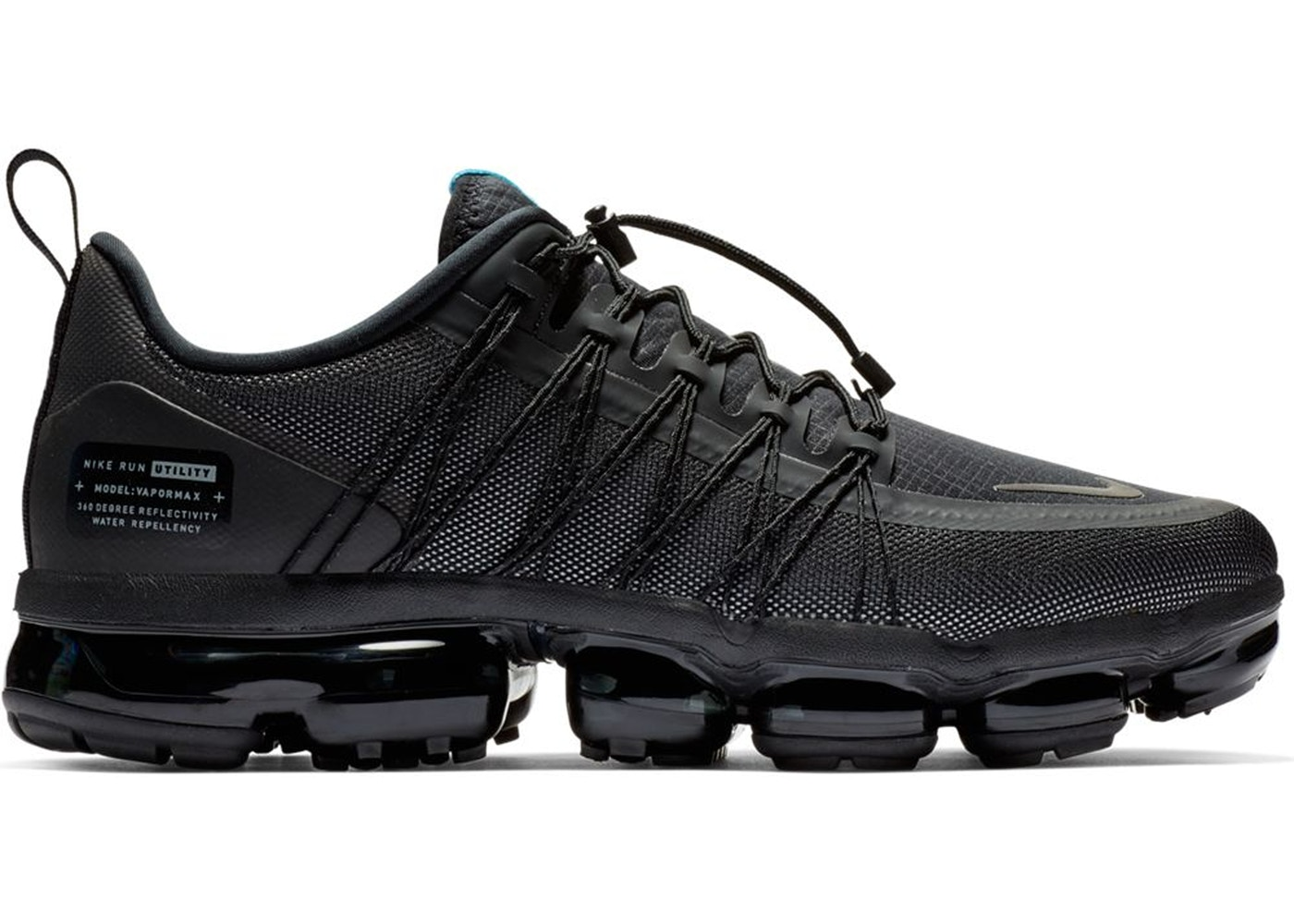 sneakers for cheap 4600f b6e47 Air VaporMax Run Utility Black