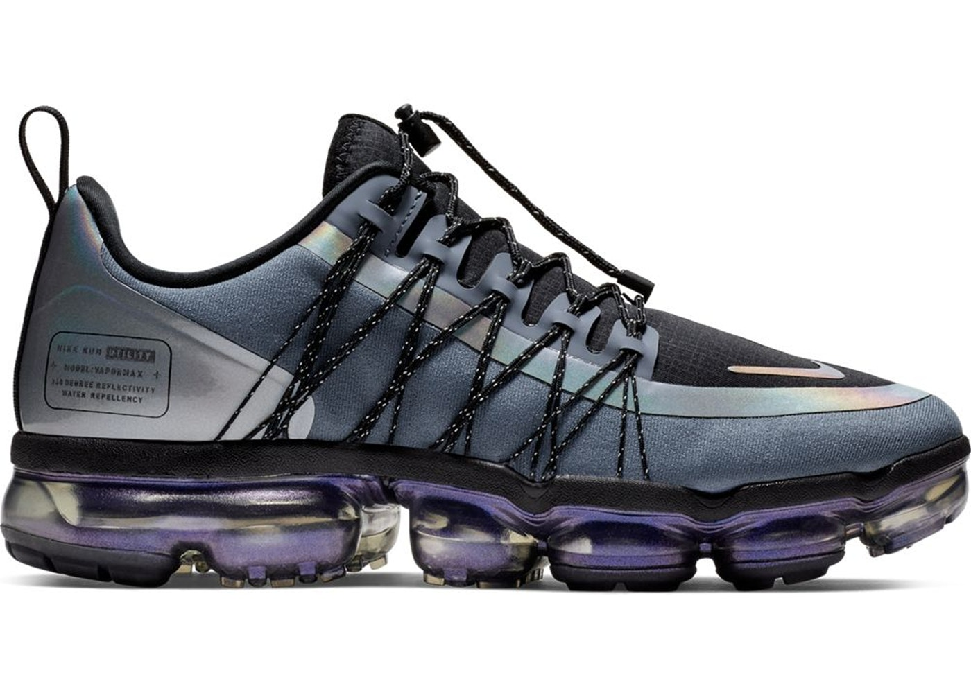 5bb95794f1a6 Sell. or Ask. Size  10.5. View All Bids. Air VaporMax Run Utility Blue Dusk