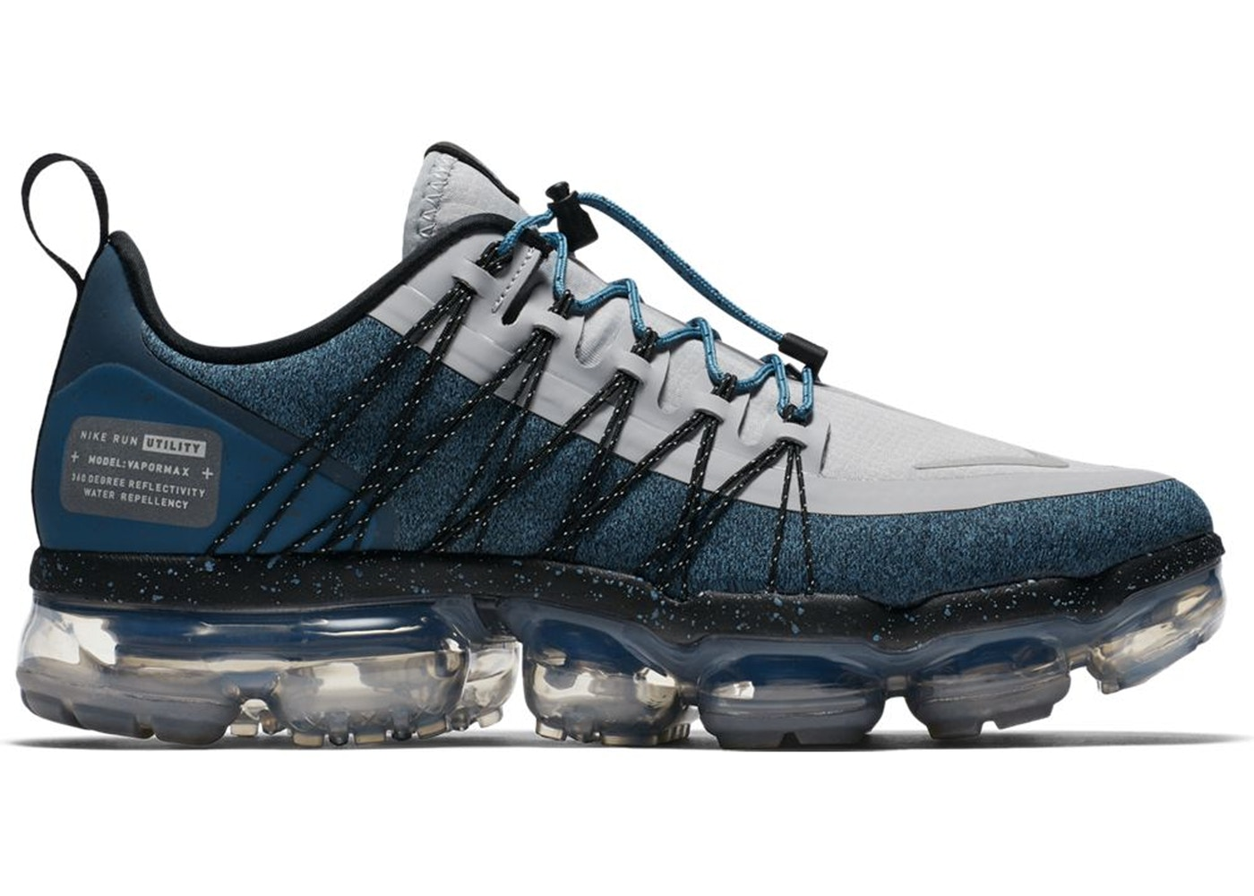 separation shoes 3fc16 49be6 Air VaporMax Run Utility Celestial Teal (W)
