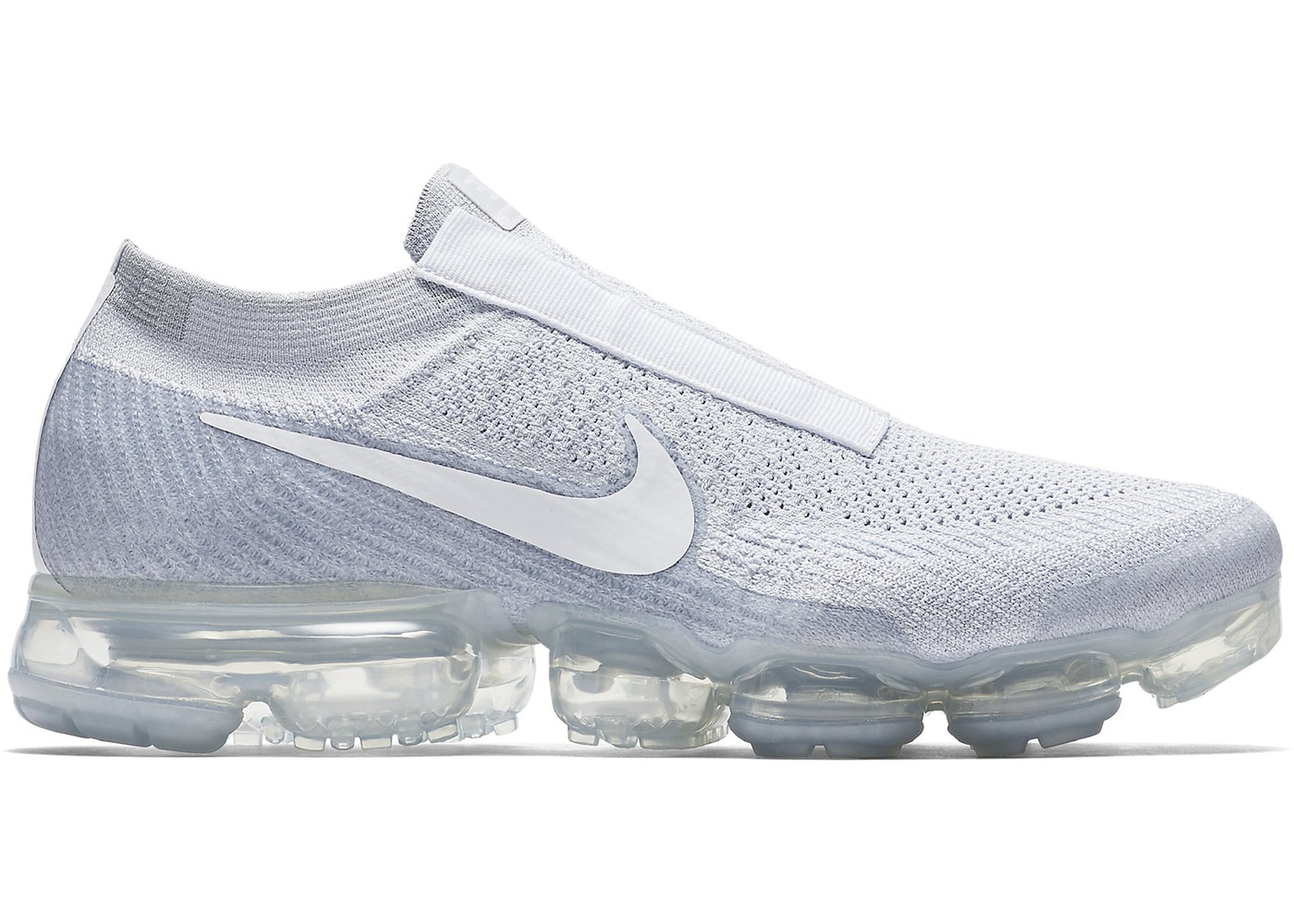 Sell. or Ask. Size 9. View All Bids. Air VaporMax SE Laceless Pure Platinum 1c74bbc33e3