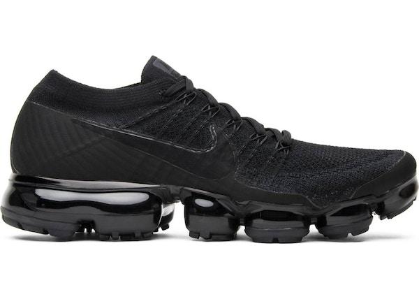 Promesa Permeabilidad Cambiarse de ropa  Nike Air VaporMax Triple Black 2.0 - 849558 011