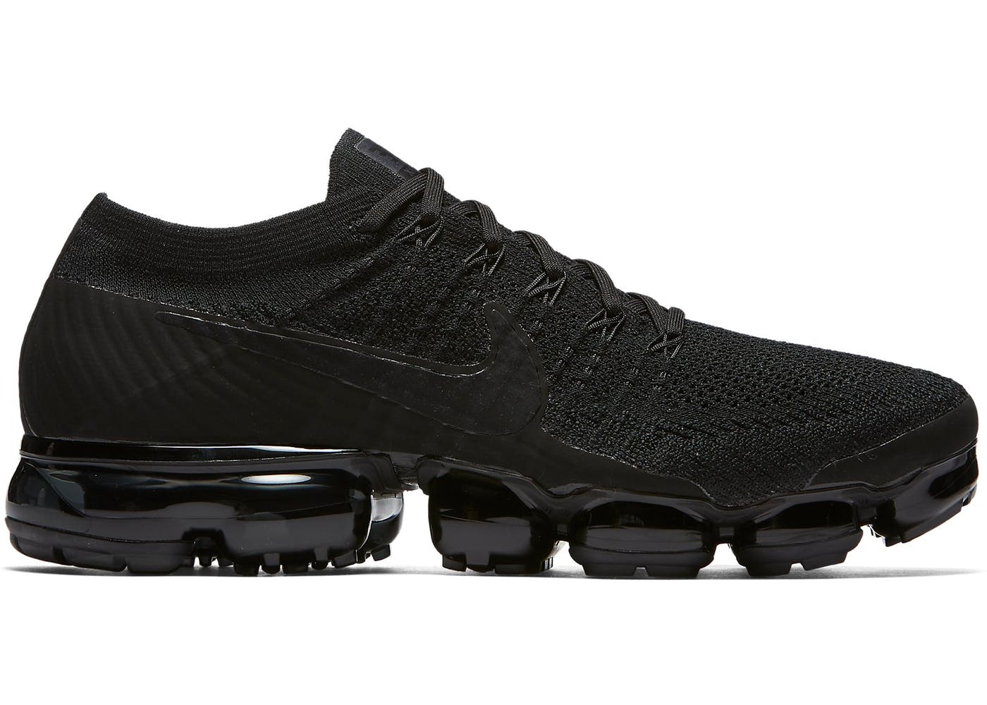 Nike Air VaporMax 'Black/Anthracite'. Nike Launch DK