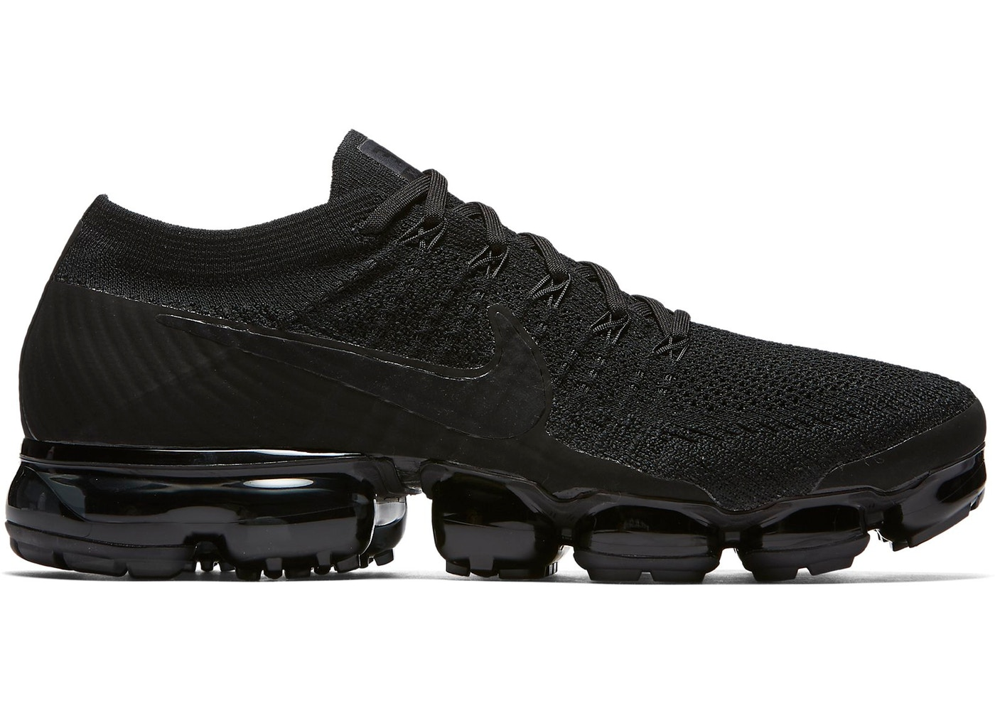 nike air vapormax triple black