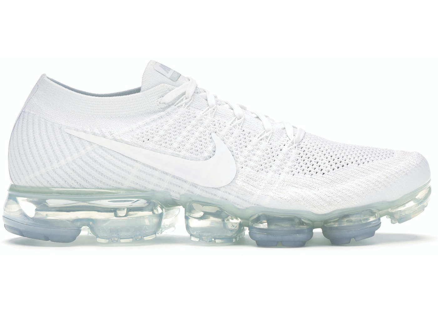new style 31d8a 66ee6 Air VaporMax Triple White
