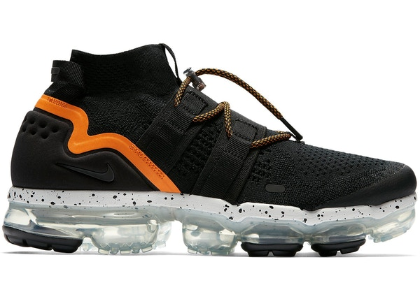 0170aba53e4 Air VaporMax Utility Black Orange Peel - AH6834-008