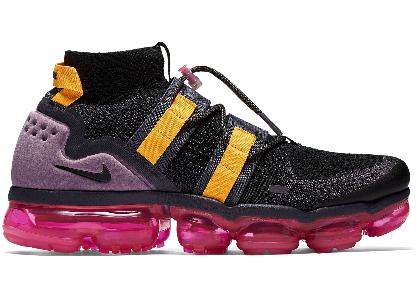brand new 09831 05644 Air VaporMax Utility Black Pink Blast