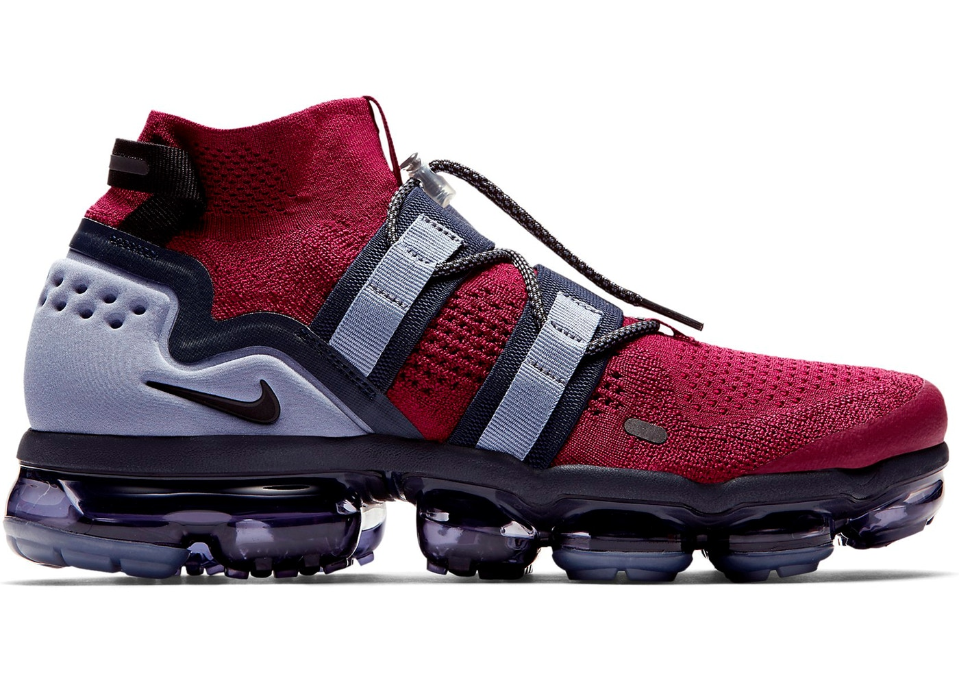 sports shoes 48c97 85b54 Air VaporMax Utility Team Red Obsidian