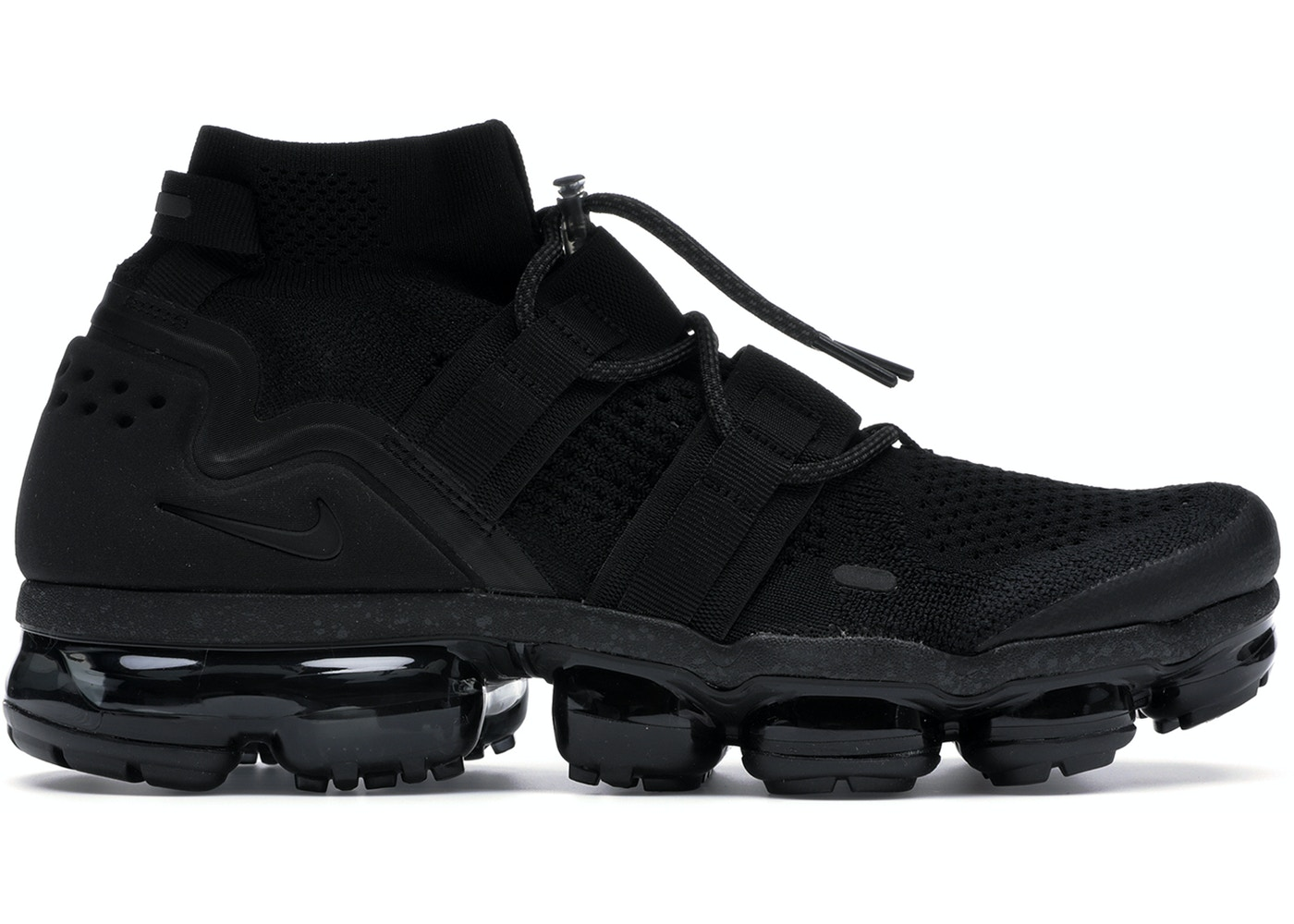 3db6b6ebc04 Air VaporMax Utility Triple Black - AH6834-001