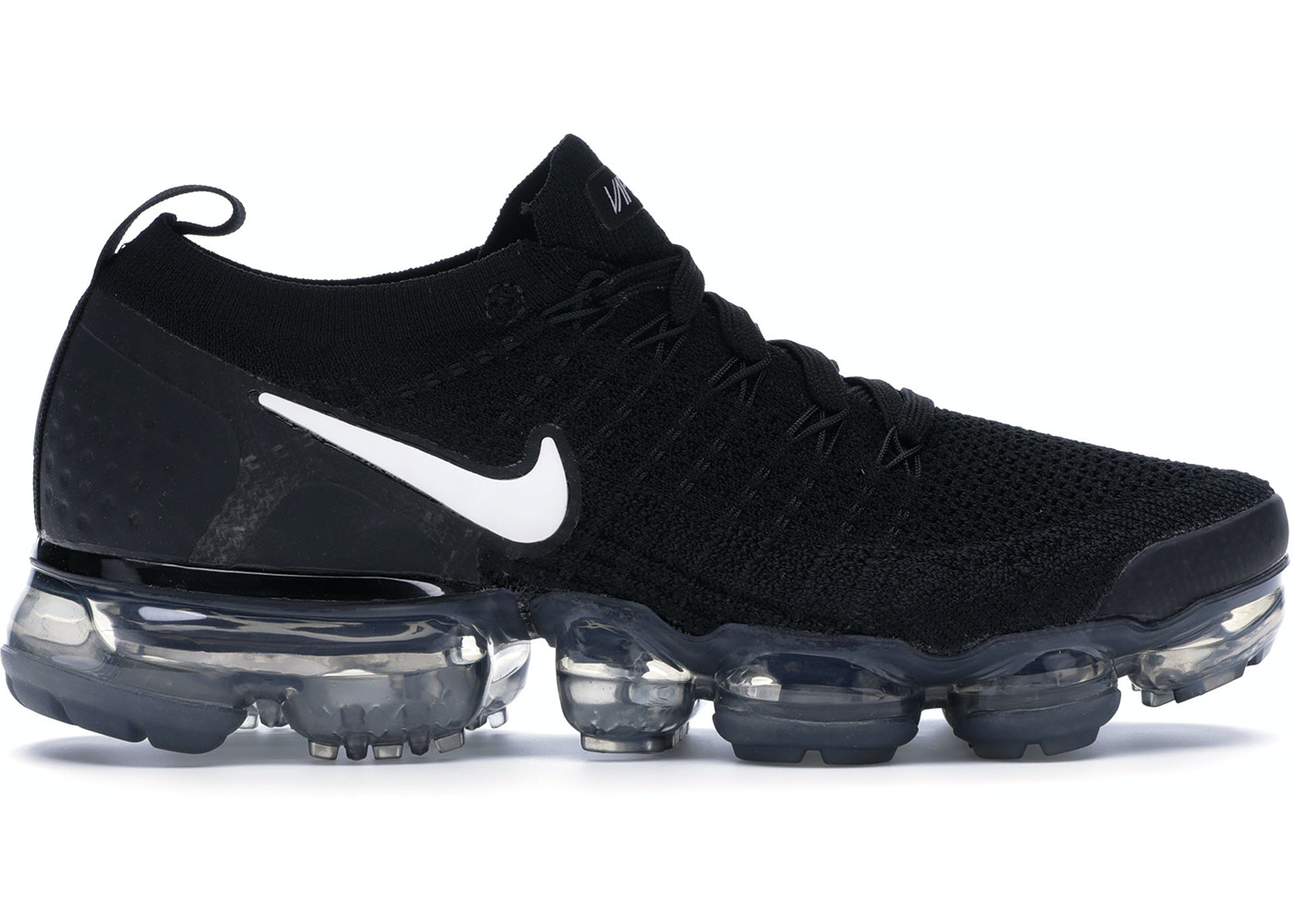 new products 8a0dc c56cb Air VaporMax 2 Black White (W)