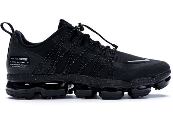 76435c567fabf Air VaporMax Run Utility Black Reflect Silver - AQ8810-003