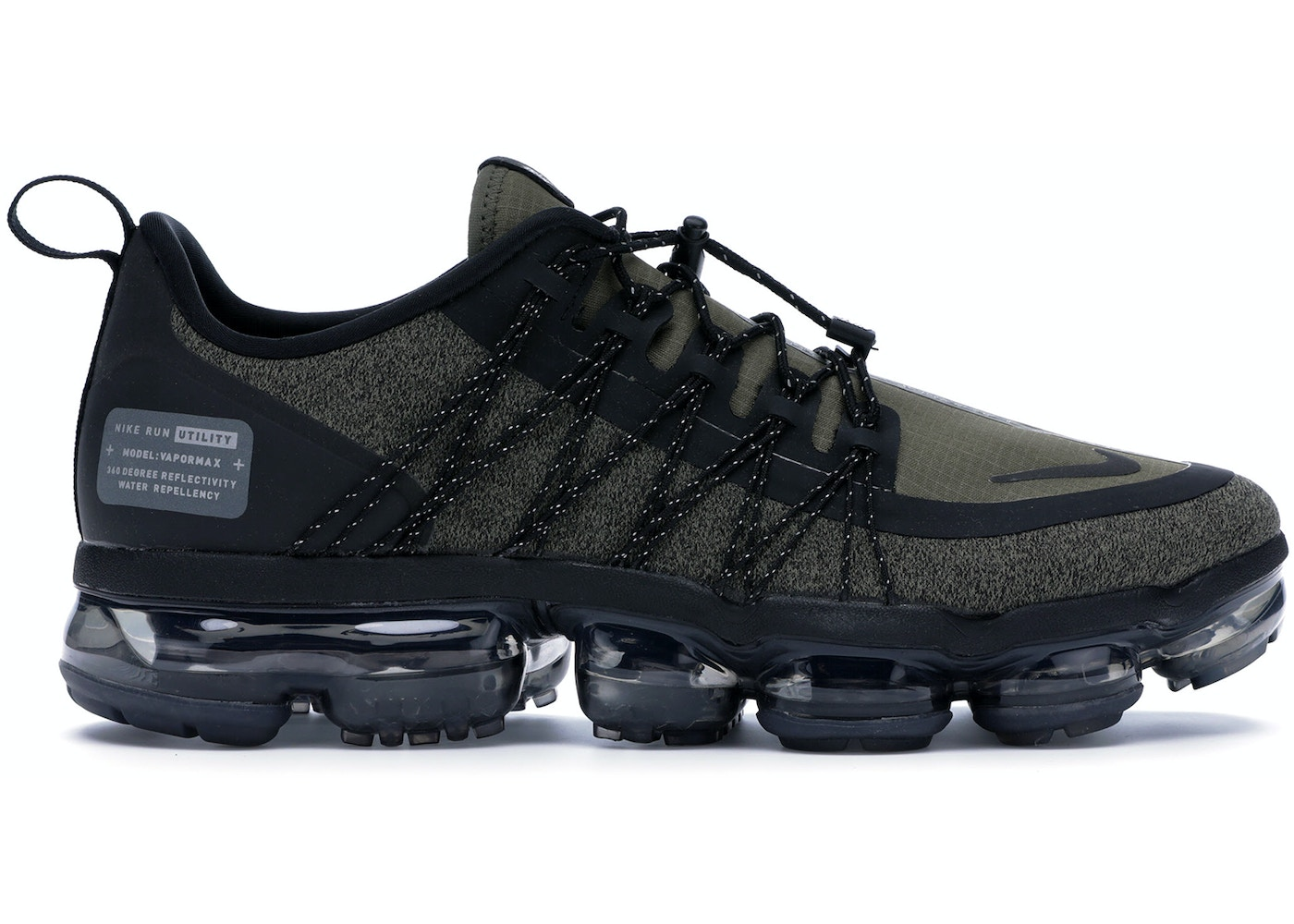 186a1d9c6c Air VaporMax Run Utility Medium Olive - AQ8810-201