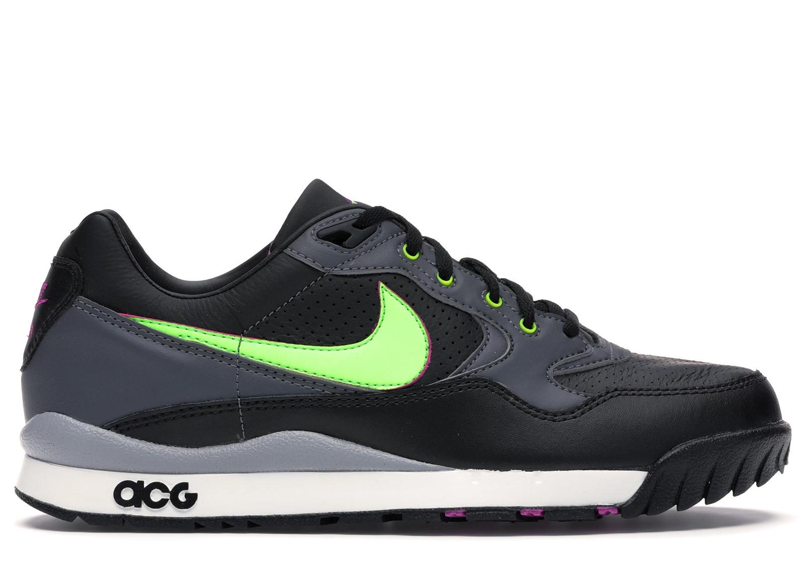Nike Air Wildwood ACG Black Electric