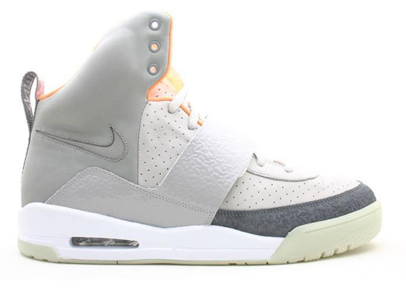Air Yeezy 1 Zen Grey