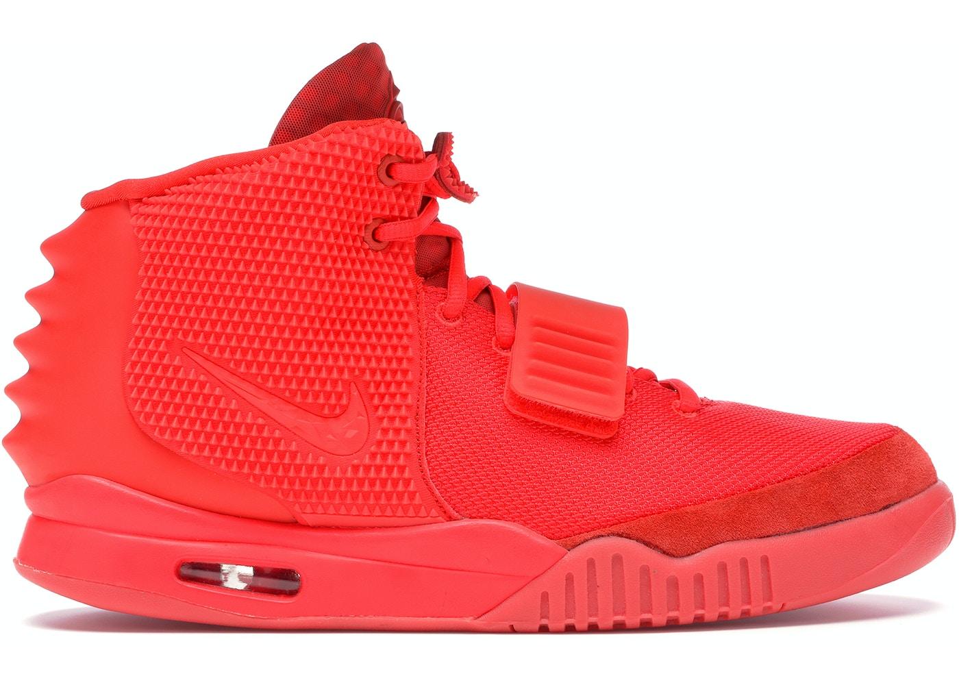 Paloma claramente Especializarse  Nike Air Yeezy 2 Red October - 508214-660