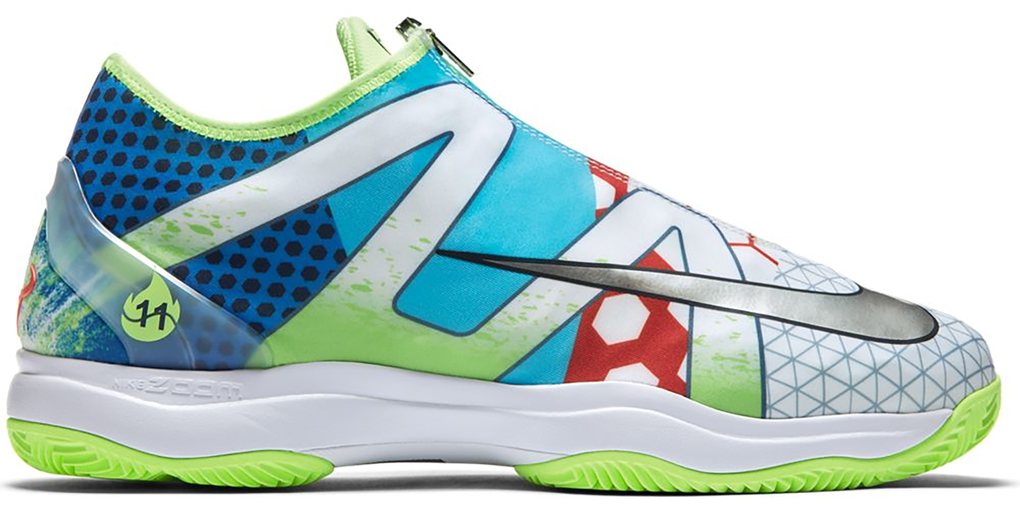 Nike Air Zoom Cage 3 Glove Rafael Nadal Roland Garros ...