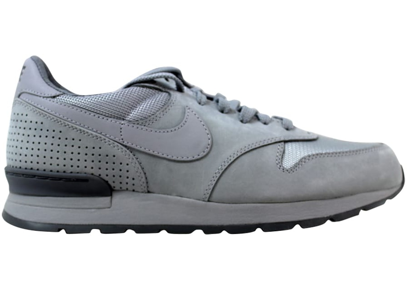 finest selection 78ab7 a6d35 Nike Air Zoom Epic Luxe Wolf Grey/Wolf Grey-Cool Grey