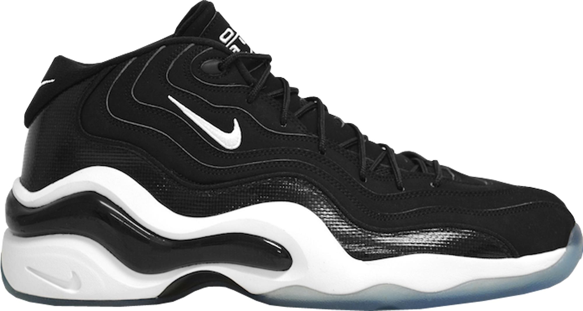 Nike Air Zoom Flight 96 Black White
