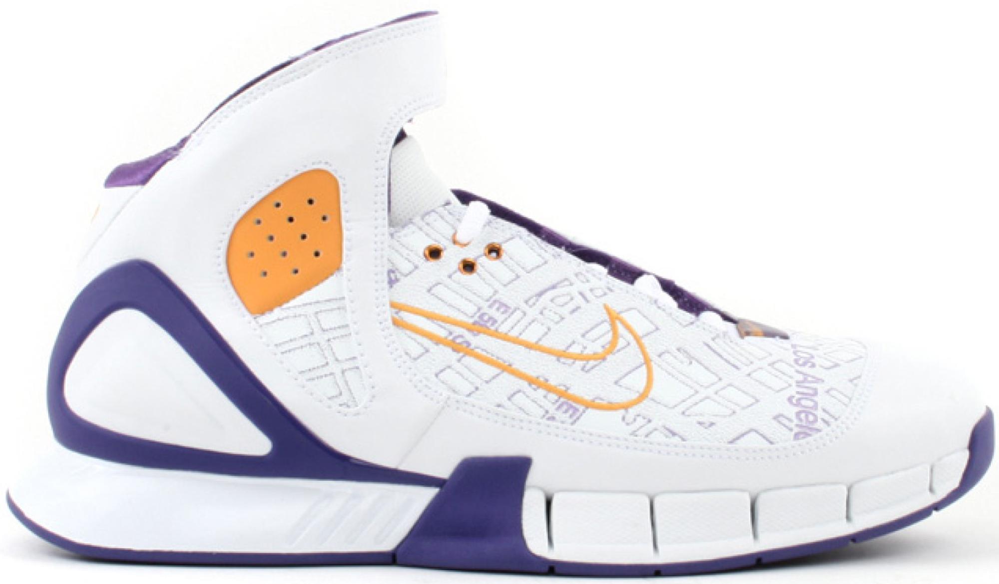 Nike Air Zoom Huarache 2K5 Kobe Laser