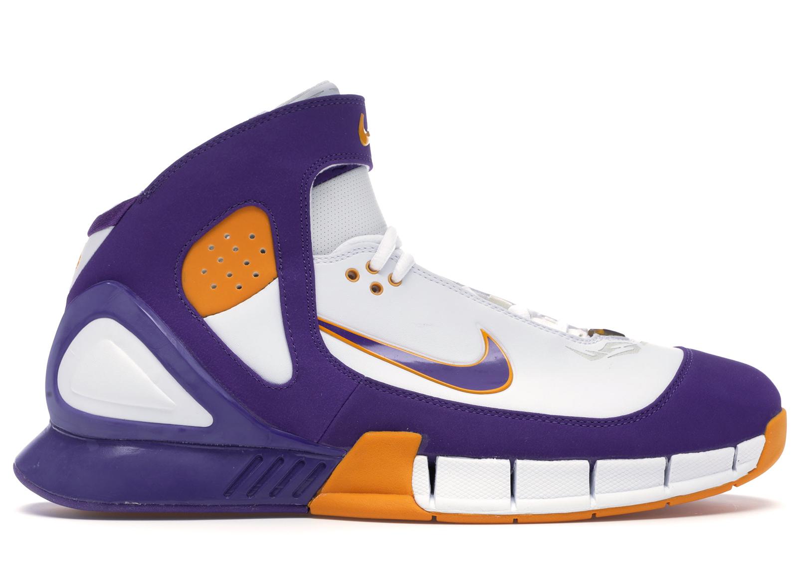 Nike Air Zoom Huarache 2K5 Lakers Home