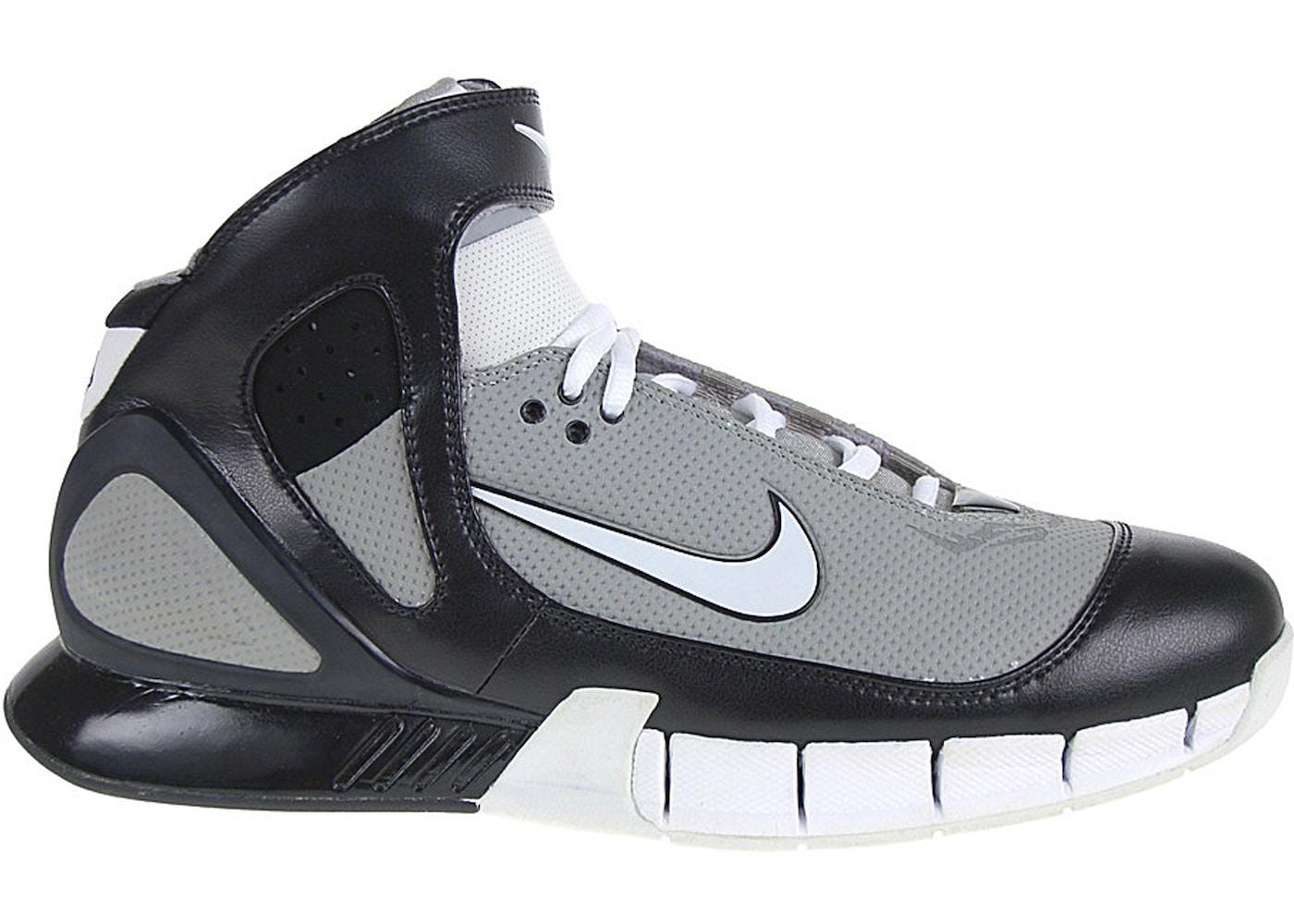 Nuestra compañía Antídoto productos quimicos  Nike Air Zoom Huarache 2K5 Medium Grey - 310850-012