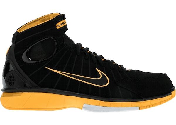 Nike Air Zoom Hurache 2K4 Black Black 828ccf4b0