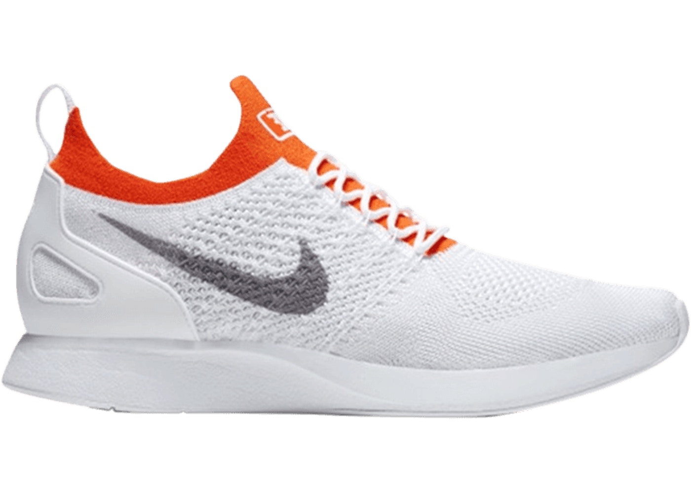640076afdbef Air Zoom Mariah Flyknit Racer Platinum Orange - 918264-012