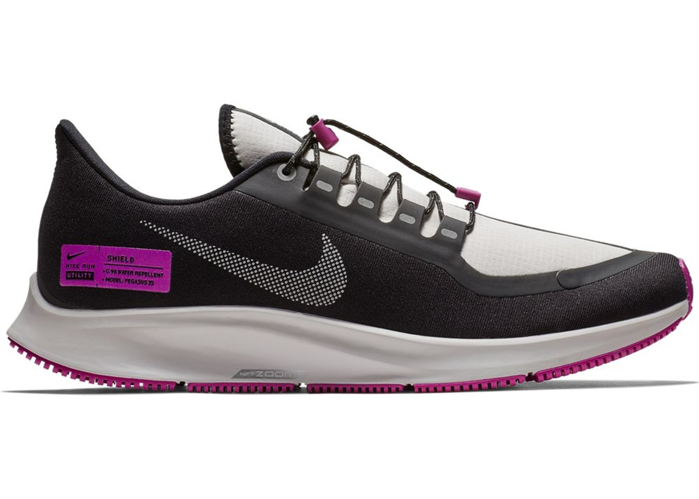 outlet store 84eb4 303e4 Air Zoom Pegasus 35 Shield Wet Fly