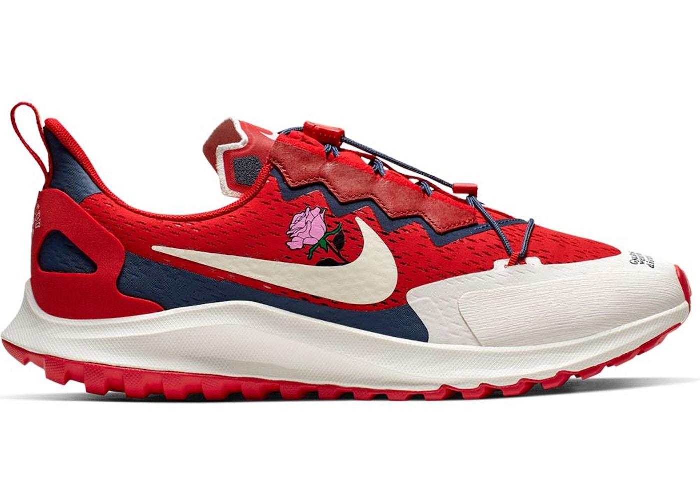 Nike Air Zoom Pegasus 36 Trail Gyakusou Red