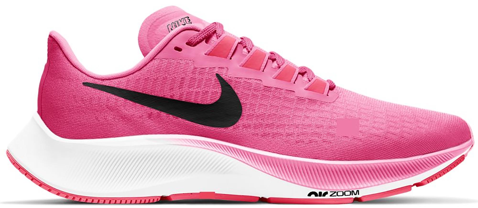 Nike Air Zoom Pegasus 37 Pink Glow (W