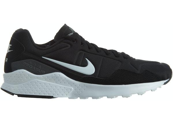 official photos 01dc1 0957e Nike Air Zoom Pegasus 92 Black/White-Dark Grey - 844652-001