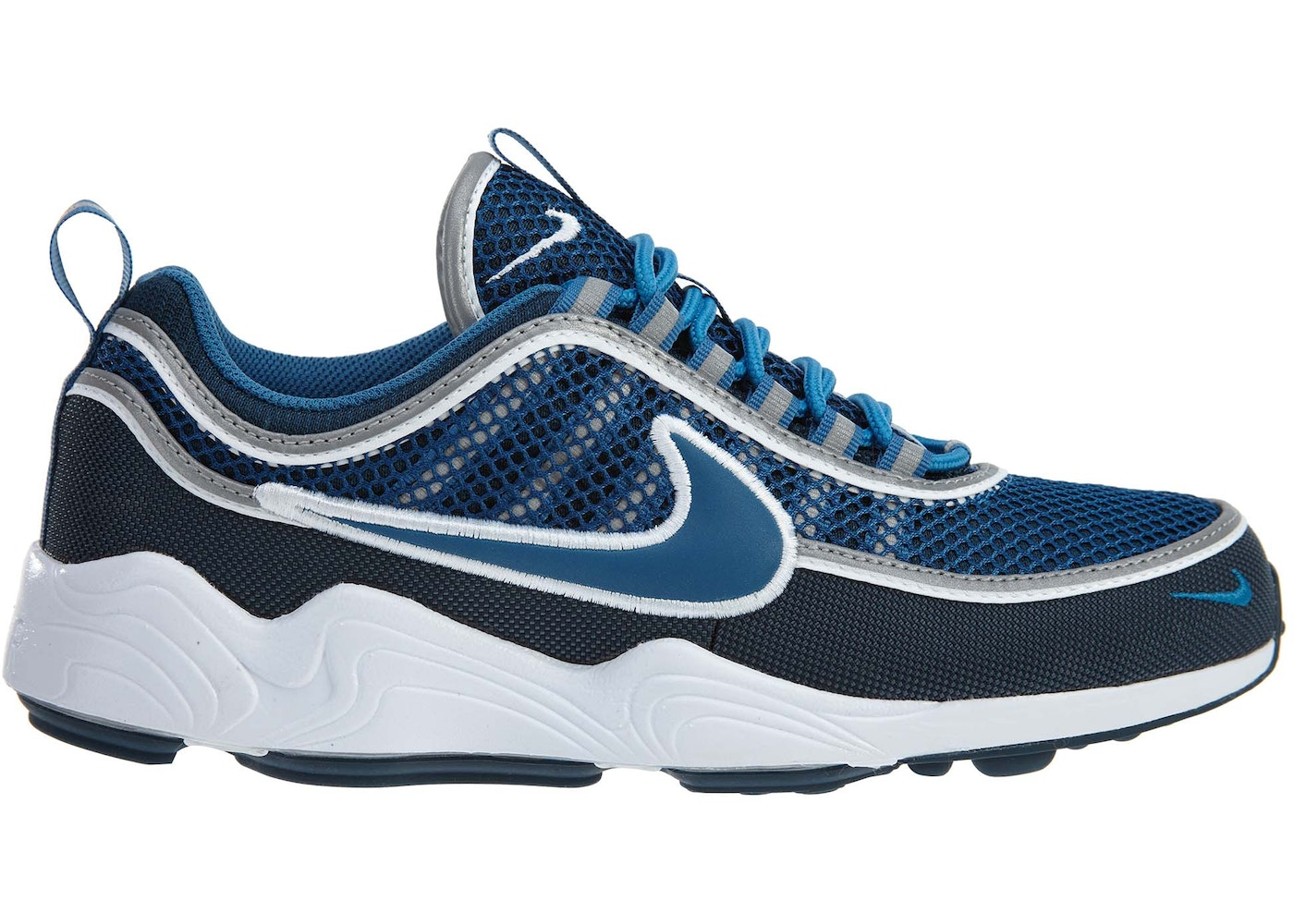 regarder 07435 3e605 Nike Air Zoom Spiridon '16 Armory Navy/Industrial Blue