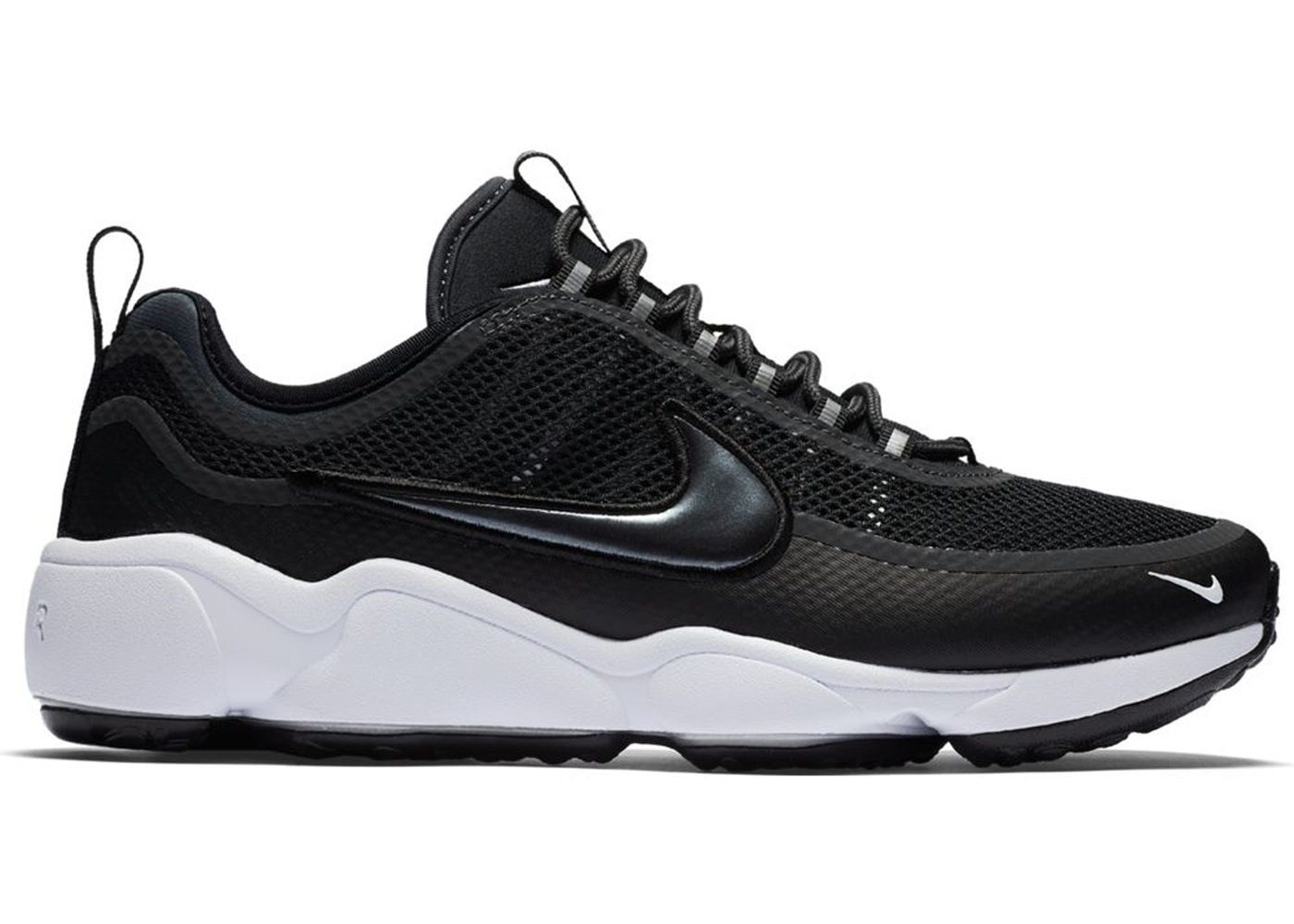 3c787a1c0 Sell. or Ask. Size: 6.5. View All Bids. Air Zoom Spiridon 16 Black Metallic  Hematite