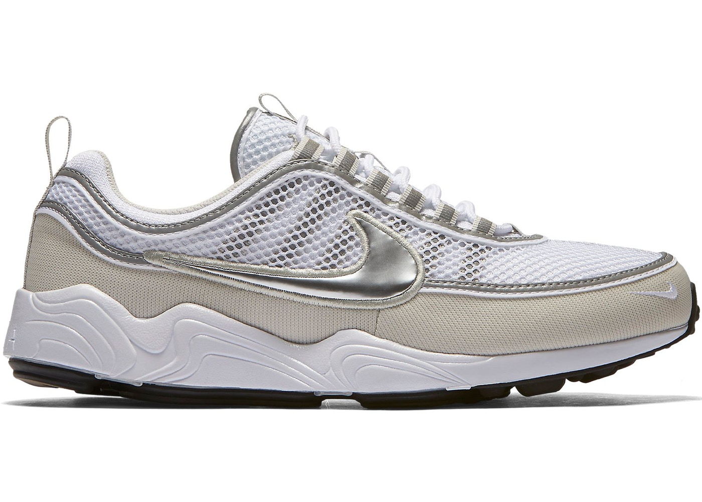 the latest d4253 770b4 nike air zoom spiridon cream