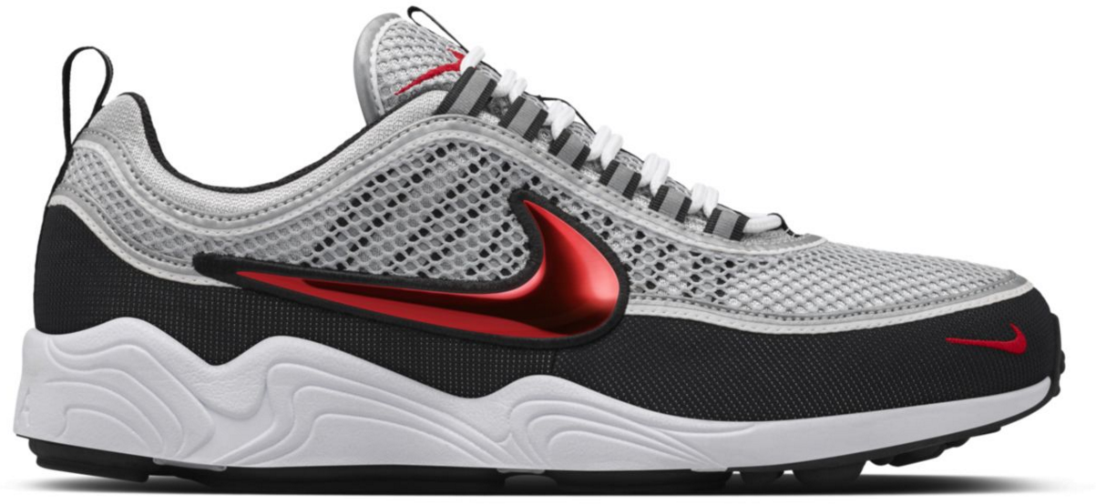 Air Zoom Spiridon OG Black Sport Red (2016)