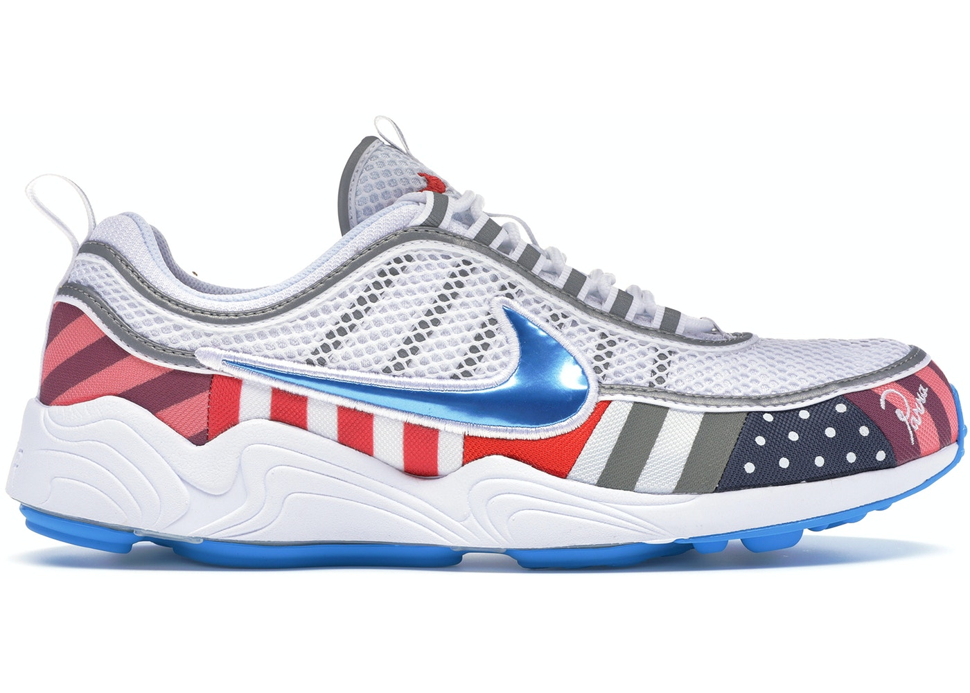 official photos b98b2 5e6b4 Air Zoom Spiridon Parra - AV4744-100