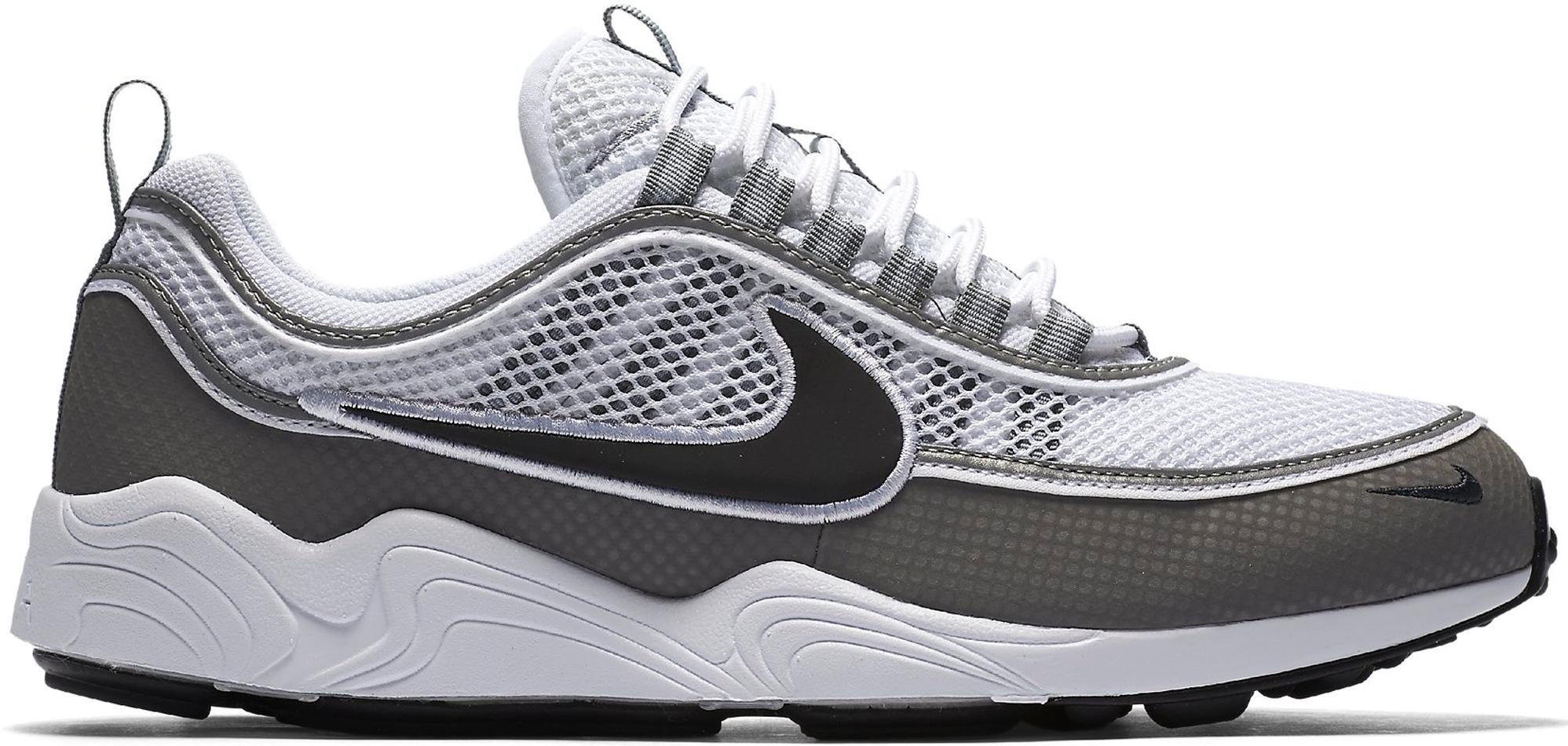 Nike Air Zoom Spiridon White Ash
