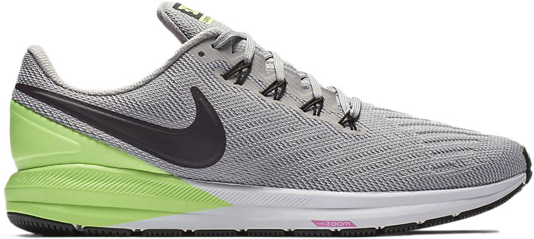 Nike Air Zoom Structure 22 (AA1636) atmosphere greylime
