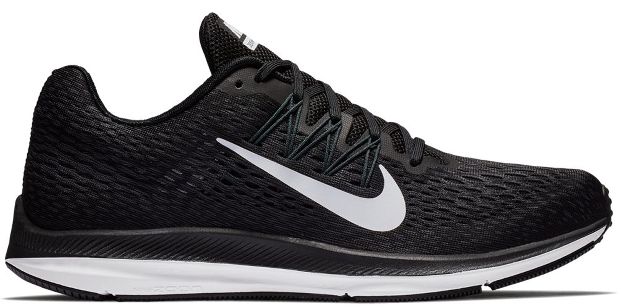 Nike Air Zoom Winflo 5 Black White